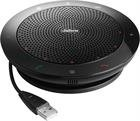 Jabra Speak 510 , Bluetooth-kaiutin, UC, USB, musta