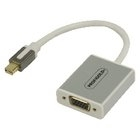 Mini displayport kaapeli mini displayport uros - vga naaras 0.20 m