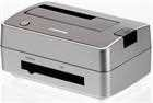 "Freecom Hard Drive Dock Pro, USB 2.0 suoratelakka 2,5"" ja 3,5"" SATA"