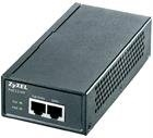 ZyXEL PoE12-HP Single Port 802.3at PoE Injector1000Mbps Output 30W