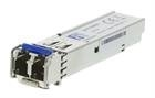 DELTACO SFP 1000Base-LX, LC, 1310nm, 20km, Single-Mode, Transceiver