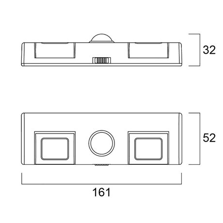 Gizmo | cabinet sense adjustable | 4000k | ip20 | battery operated - Sylvania - kuva 6
