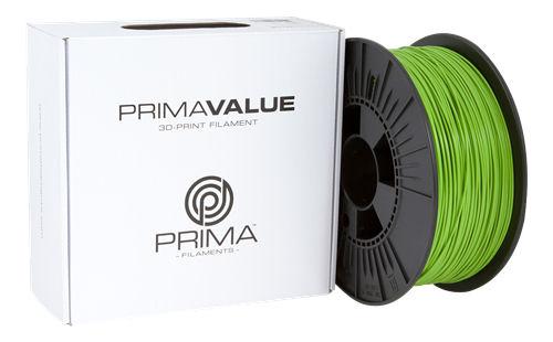 PrimaValue PLA hehkulanka 1.75mm 1 kg, vihreä - Prima - kuva 2