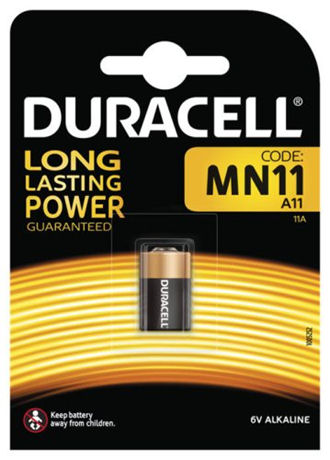 Security MN11 Battery, 1pk | 15159 | DURACELL