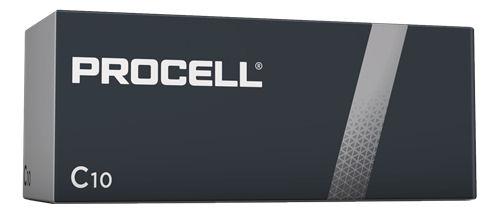 Procell Alkaline C-paristo, 1,5V, 10kpl - Procell - kuva 2