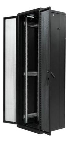 "TOTEN System G, 19"" lattiakaappi, 42U, 600x1000, perf. etu- ja takaovi - TOTEN - kuva 2"