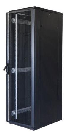 "TOTEN System G, 19"" lattiakaappi, 42U, 600x1200, perf. etu- ja takaovi - TOTEN - kuva 2"