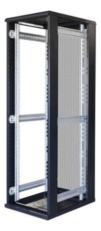 "TOTEN System G, 19"" lattiakaappi, 42U, 600x1200, perf. etu- ja takaovi - TOTEN - kuva 3"