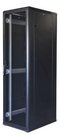 "TOTEN System G, 19"" lattiakaappi, 42U, 600x1200, perf. etu- ja takaovi - TOTEN - kuva 1"