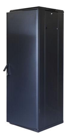 """TOTEN G9, 19"""" lattiakaappi, 37U, 600x600, las. etuovi, metall. takaovi - TOTEN - kuva 2"""