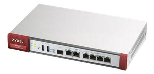 ZyXEL ZyWALL ATP200 palomuuri, 2000Mbps firewall throughput, valk. - ZyXEL - kuva 1