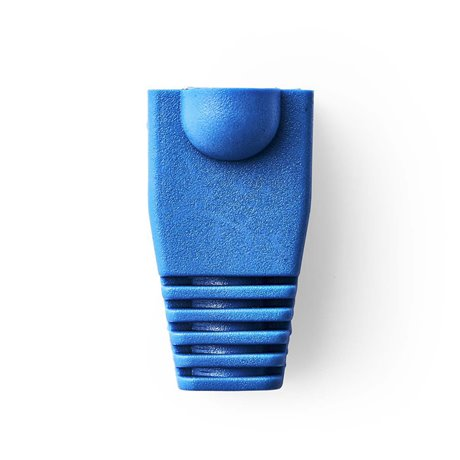 Vedonpoistosukka rj45-verkkoliittimille - 10 osaa sininen - Nedis - kuva 1