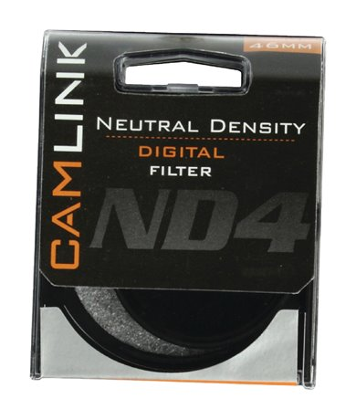 Nd4-suodin 46 mm - Camlink - kuva 3