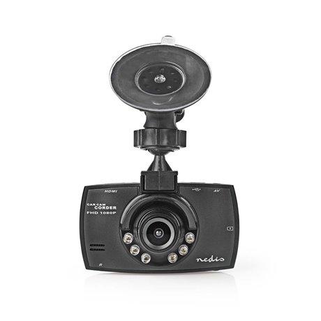 """Autokamera full hd 1080p 2.7"""" näyttö katselukulma 120° - Nedis - kuva 1"""