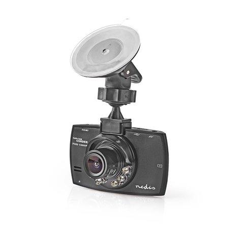 """Autokamera full hd 1080p 2.7"""" näyttö katselukulma 120° - Nedis - kuva 7"""