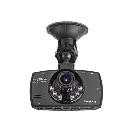 """Autokamera full hd 1080p 2.7"""" näyttö katselukulma 120° - Nedis - kuva 9"""