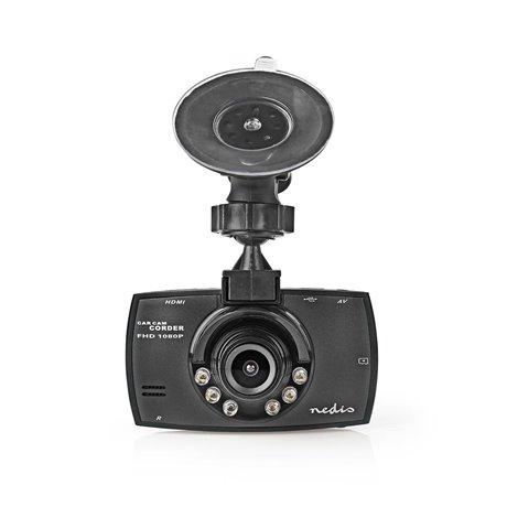 """Autokamera full hd 1080 p 2,7"""" näyttö katselukulma 120° - Nedis - kuva 1"""