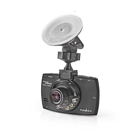 """Autokamera full hd 1080 p 2,7"""" näyttö katselukulma 120° - Nedis - kuva 5"""