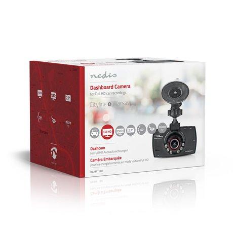 """Autokamera full hd 1080 p 2,7"""" näyttö katselukulma 120° - Nedis - kuva 10"""