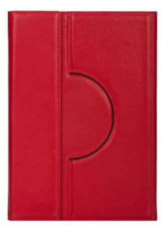 Knomo Premium Folio suojakotelo Apple iPad Air 2:lle, taitettava, pun. - Knomo - kuva 3