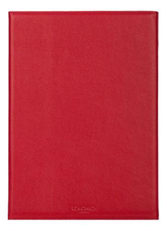 Knomo Premium Folio suojakotelo Apple iPad Air 2:lle, taitettava, pun. - Knomo - kuva 1
