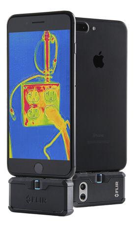 FLIR ONE Pro lämpökamera iOS:lle, -20 °C - +400 °C - FLIR Systems - kuva 2