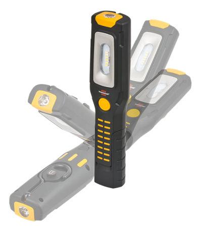 Brennenstuhl ladattava monikäyttövalaisin, 6+1 LED-valoa, 300lm - Brennenstuhl - kuva 3