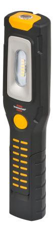 Brennenstuhl ladattava monikäyttövalaisin, 6+1 LED-valoa, 300lm - Brennenstuhl - kuva 1