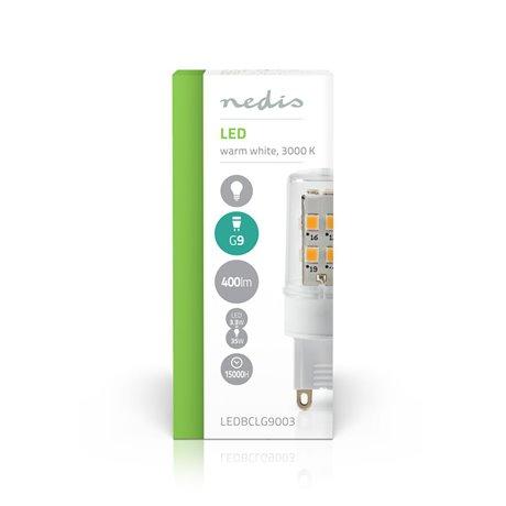 Nedis-led-lamppu g9 3,3 w 400 lm 3 000 k - Nedis - kuva 3