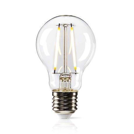 Himmennettävä led-retrohehkulamppu e27 a60 8,3 w 806 lm - Nedis - kuva 1