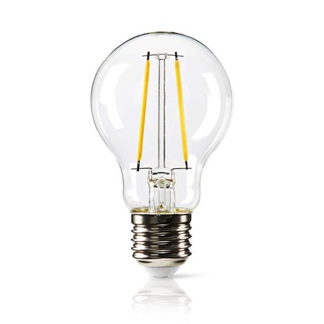 Himmennettävä led-retrohehkulamppu e27 a60 8,3 w 806 lm - Nedis - kuva 2