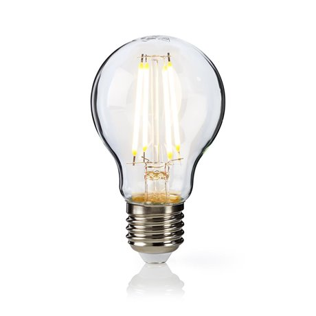 Himmennettävä led-retrohehkulamppu e27 a60 8,6 w 1 055 lm - Nedis - kuva 1