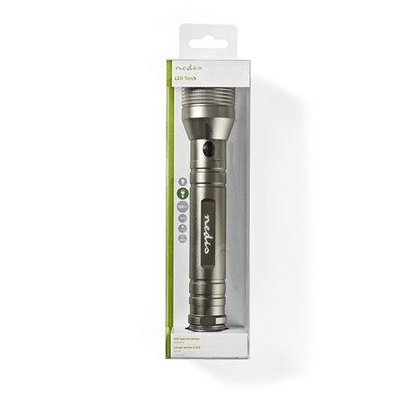 Led-taskulamppu 10 w 500 lm ipx4 harmaa - Nedis - kuva 10