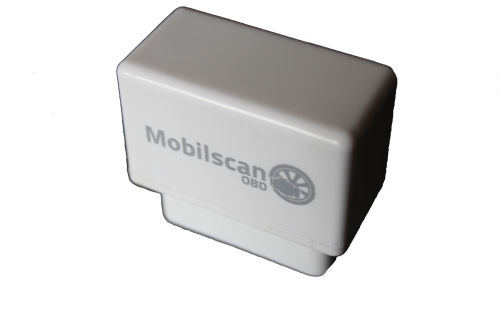 MobileScan iPhone OBD adapteri, auton vikakoodinlukija, Wifi - Mobilscan - kuva 1