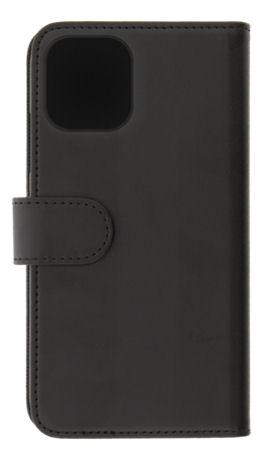 DELTACO 2-osainen lompakkokotelo iPhone 12:lle/12 Prolle, magn.kuori - DELTACO - kuva 2