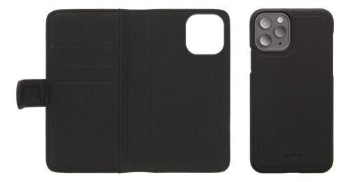 DELTACO 2-osainen lompakkokotelo iPhone 12:lle/12 Prolle, magn.kuori - DELTACO - kuva 6