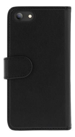 DELTACO lompakkokotelo iPhone 6/6s/7/8/SE (2020), magn.kuori, musta - DELTACO - kuva 2