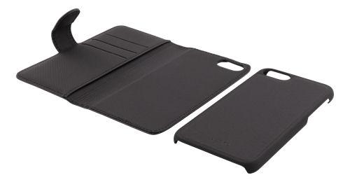 DELTACO lompakkokotelo iPhone 6/6s/7/8/SE (2020), magn.kuori, musta - DELTACO - kuva 3