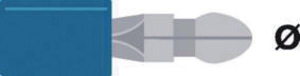 Abikoliitin sininen - No Brand - kuva 1