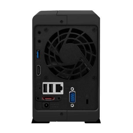 Synology Network Video Recorder NVR1218, 12 kanavaa, 1080p, USB, eSATA - Synology - kuva 2