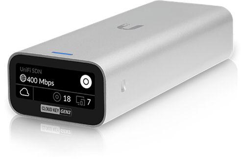 Ubiquiti UniFi Controller Cloud Key Gen2 w battery - Ubiquiti - kuva 1