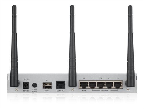 ZyXEL USG20W-VPN - ZyXEL - kuva 2