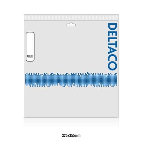 DELTACO HDMI-kaapeli Standard+Eth 19-pin u-u 1080i,litteä musta15m - DELTACO - kuva 2