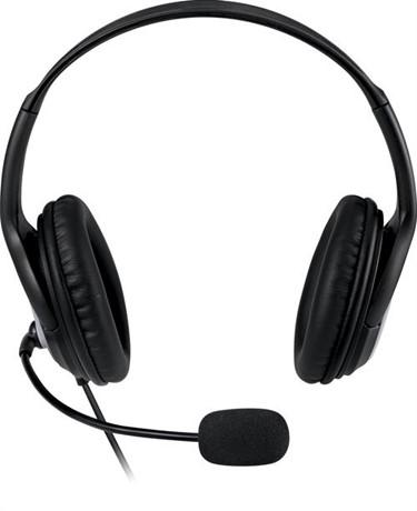 Microsoft LifeChat LX-3000, korvakuulokkeet, USB, musta - Microsoft - kuva 3
