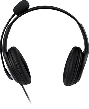Microsoft LifeChat LX-3000, korvakuulokkeet, USB, musta - Microsoft - kuva 4