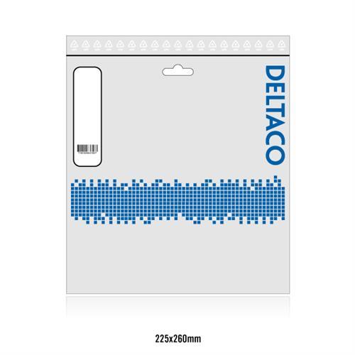 DELTACO kuitukaapeli LC - ST, 50/125, OM3, duplex, multimode, 2m - DELTACO - kuva 2
