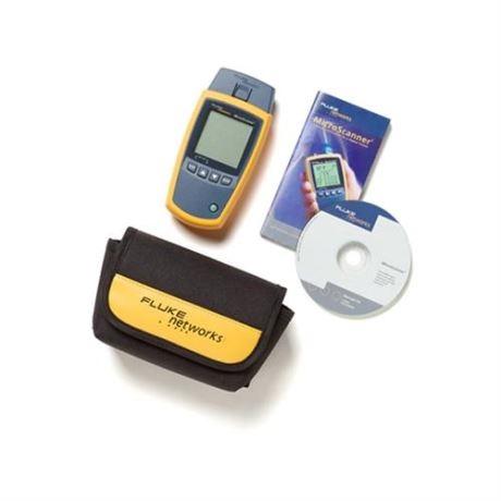 Fluke MicroScanner2 kaapelitestaaja, RJ45, RJ11, F-liitos, - FLUKE - kuva 4